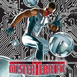 Mister Terrific (2011-2012)
