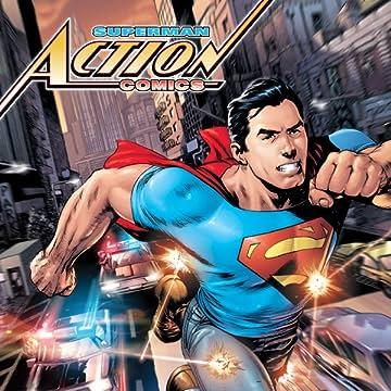 Action Comics (2011-2016)