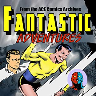 Fantastic Adventures, Tome 3