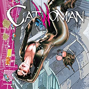 Catwoman (2011-2016)