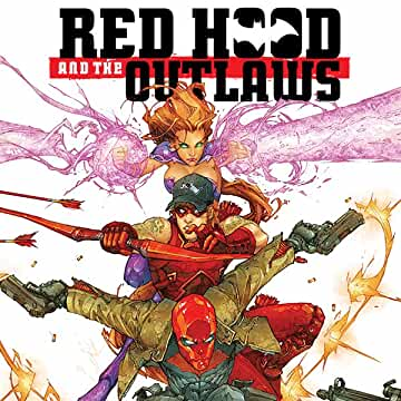 Red Hood and the Outlaws (2011-2015)