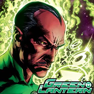 Green Lantern (2011-2015)