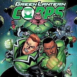 Green Lantern Corps (2011-2015)