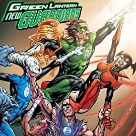 Green Lantern: New Guardians (2011-2015)