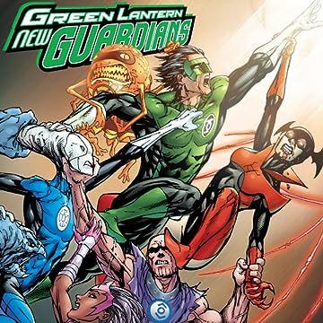 Green Lantern: New Guardians (2011-2015)
