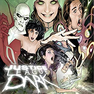 Justice League Dark (2011-2015)