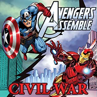 Marvel Universe Avengers Assemble: Civil War (2016-)