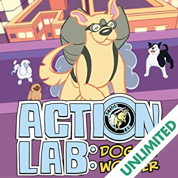 Action Lab: Dog of Wonder