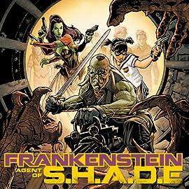 Frankenstein, Agent of SHADE (2011-2013)
