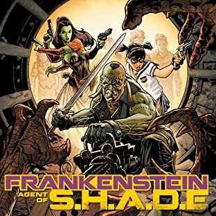 Frankenstein, Agent of SHADE (2011-2013)