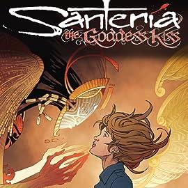 ASPEN COMICS SANTERIA THE GODDESS KISS #2 COVER A
