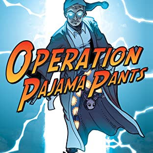 Operation Pajama Pants