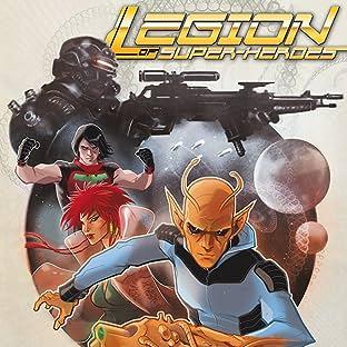 Legion of Super-Heroes (2011-2013)