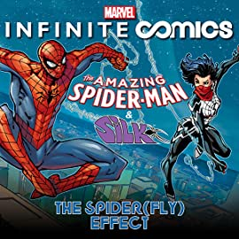 Amazing Spider-Man & Silk: Spider(Fly) Effect Infinite Comic