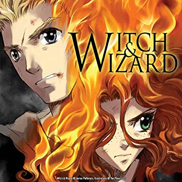Witch & Wizard