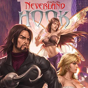 Grimm Fairy Tales Presents: Neverland - Hook