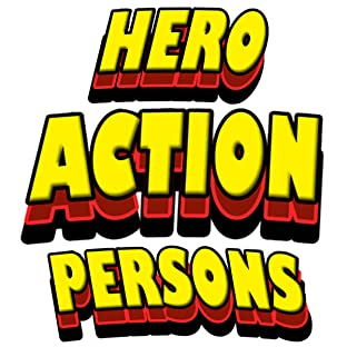 Hero Action Persons