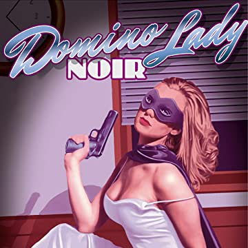 Domino Lady Noir