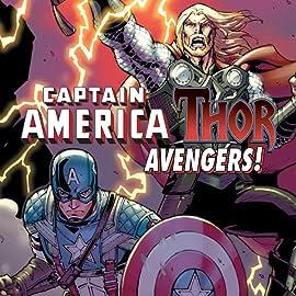 Captain America & Thor!: Avengers