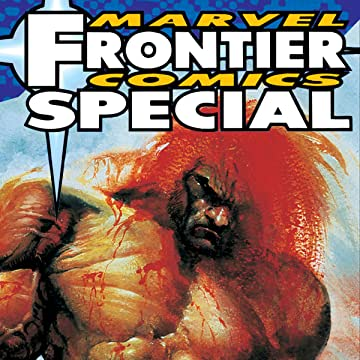 Marvel Frontier Comics Unlimited (1994)