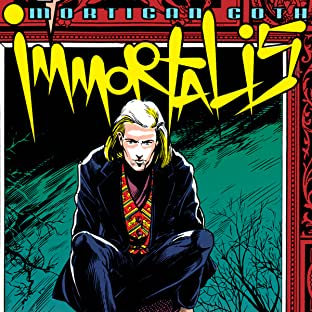 Mortigan Goth: Immortalis (1993-1994)