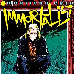 Mortigan Goth: Immortalis (1993-1994)