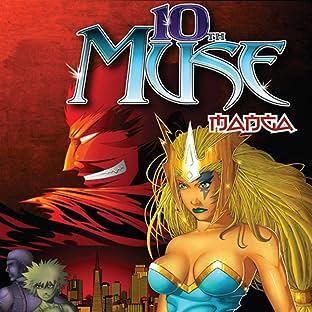 10th Muse Manga Giant Sized