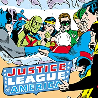 Justice League of America (1960-1987)