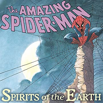 Amazing Spider-Man: Spirits of the Earth (1990)