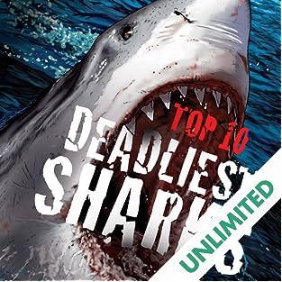 Top 10 Deadliest Sharks
