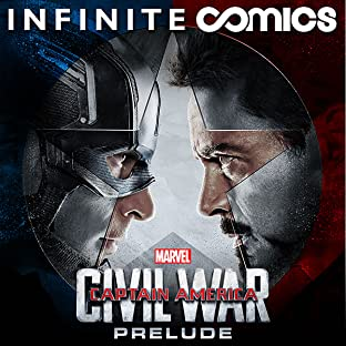 Marvel's Captain America: Civil War Prelude Infinite Comic