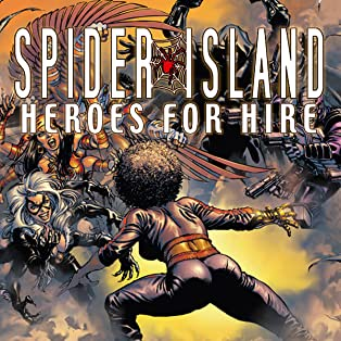 Spider-island: Heroes For Hire