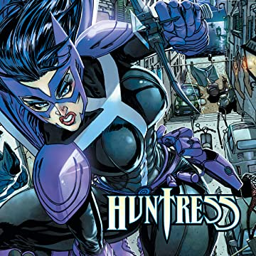 Huntress (2011-2012)