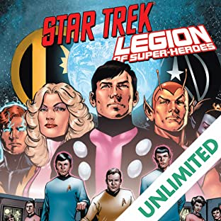Star Trek/Legion of Super-Heroes