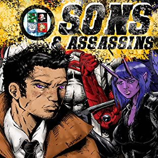 Sons & Assassins, Vol. 1: Survive by...