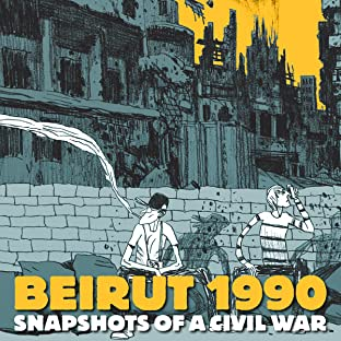 Beirut 1990: Snapshots of a Civil War