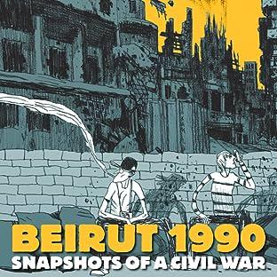 Beirut 1990: Snapshots of a Civil War