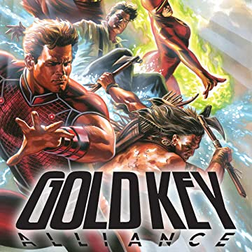 Gold Key: Alliance