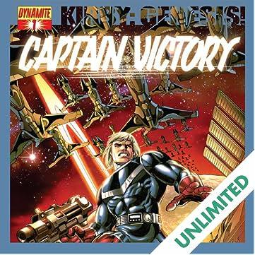 Kirby: Genesis - Captain Victory