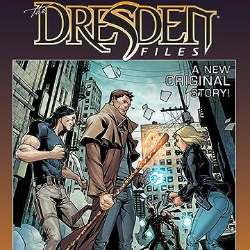 Jim Butcher's The Dresden Files: Wild Card