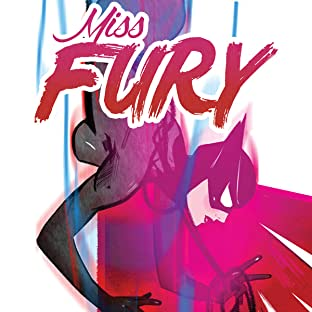 Miss Fury Vol. 2