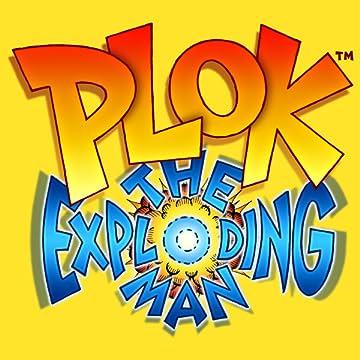 Plok The Exploding Man