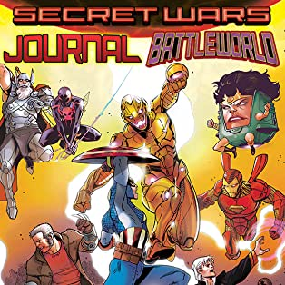 Secret Wars Journal / Battleworld