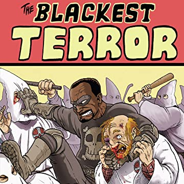 Moonstone's Modern Myths: Blackest Terror