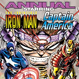 Iron Man & Captain America Annual 1998