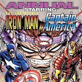 Iron Man & Captain America Annual 1998