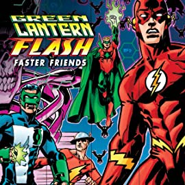 Green Lantern/Flash: Faster Friends (1997)