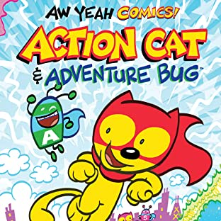 Aw Yeah Comics: Action Cat & Adventure Bug