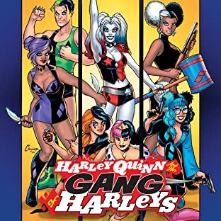 Harley Quinn and Her Gang of Harleys (2016-)