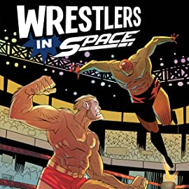 Wrestlers In Space